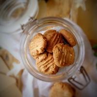 Bolachinhas de manteiga de amendoim para o Natal ou qualquer altura // Peanut butter cookies for Christmas or whenever you feel like it